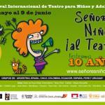 Festival Señores Niños al teatro !!