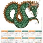 Calendario 2012 para descargar