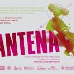 Antena: Espacio de libros, revistas y fanzines contemporáneos