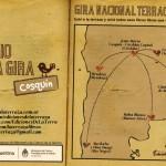 """Diario de la Gira Terracera: """"En Cosquín arrancamos la gira entre amigos"""""""