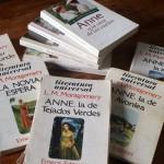 """Anne la de Tejados Verdes en """"Un libro por día"""""""