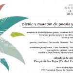 Festival de Poesía de Córdoba: El sábado que lloviznó poesía