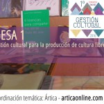 Ediciones de la Terraza en el Primer Congreso Online de Gestión Cultural