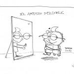 El abrazo imposible