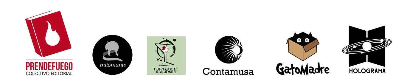 prendefuego-logos