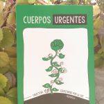 Cuerpos Urgentes, un libro de la Colectiva de Escritorxs por la IVE, de Mendoza
